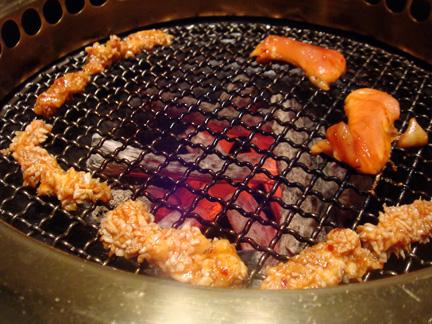 肉食男女で @遊山 生野本店_b0118001_16332679.jpg