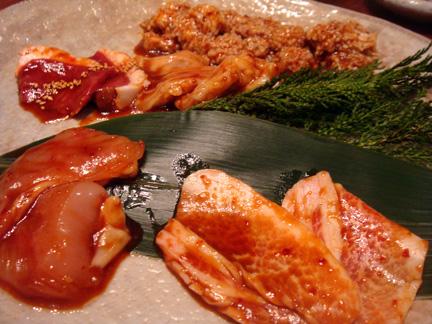 肉食男女で @遊山 生野本店_b0118001_1633810.jpg