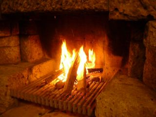 自由学園 明日館の暖炉_c0203401_2124545.jpg