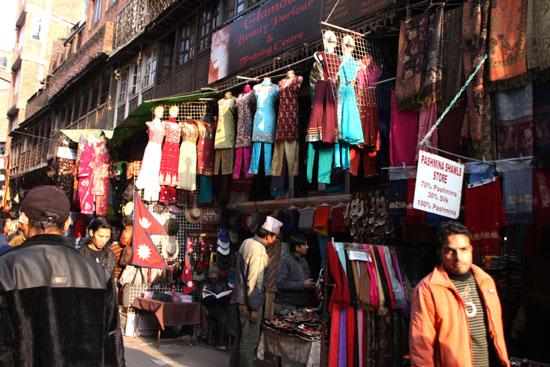 ネパールを歩く カトマンドウ アサン・チョーク_e0048413_2123193.jpg