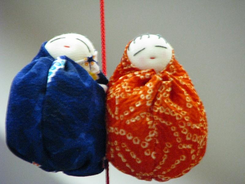 2. 雛人形 ( 雛のつるし飾り )_a0004023_1421367.jpg