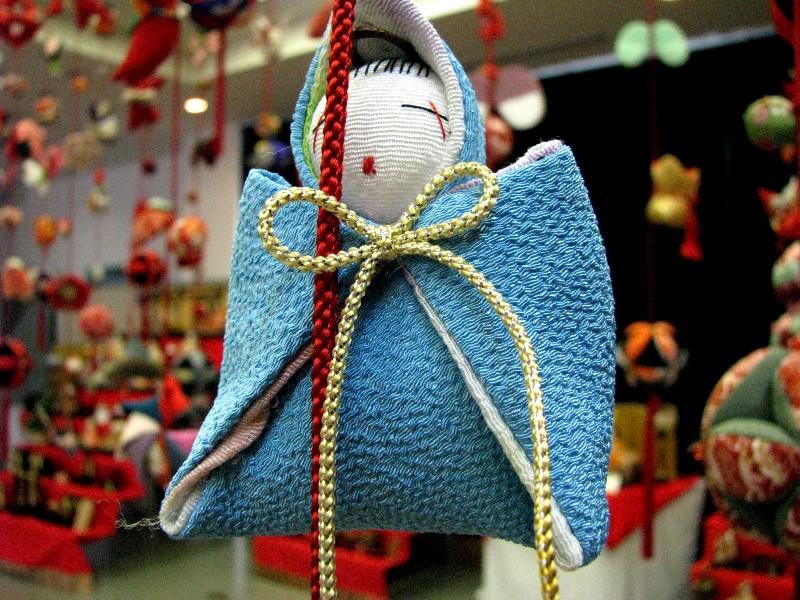 2. 雛人形 ( 雛のつるし飾り )_a0004023_14225183.jpg