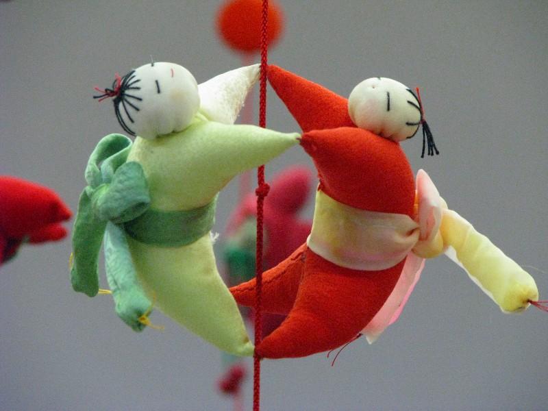 2. 雛人形 ( 雛のつるし飾り )_a0004023_14261211.jpg