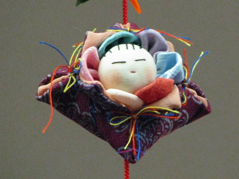 2. 雛人形 ( 雛のつるし飾り )_a0004023_1429410.jpg