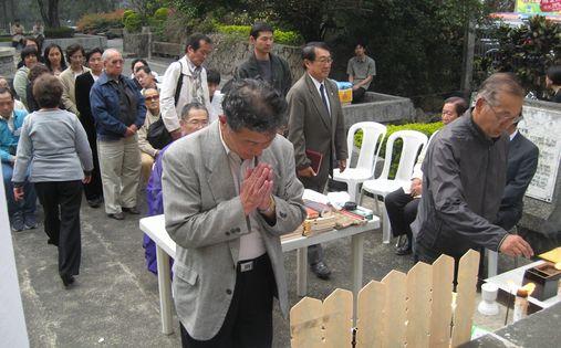 バギオで戦没者慰霊祭 - 2010年2月18日_a0109542_0295516.jpg