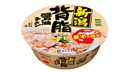 商品ロゴ : 「新潟背脂醤油ラーメン」 寿がきや食品株式会社様_c0141944_20564536.jpg