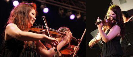 【member】寺島貴恵 (Violin/Concert mistress)_f0209723_1103583.jpg