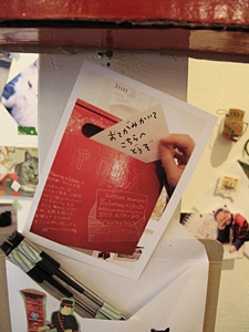 「Letters from Cats」展はじまりました!_b0189039_22584280.jpg