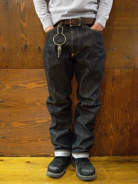 "PHIGVEL DENIM PANTS "" MOBSMAN \""_f0020773_21235112.jpg"