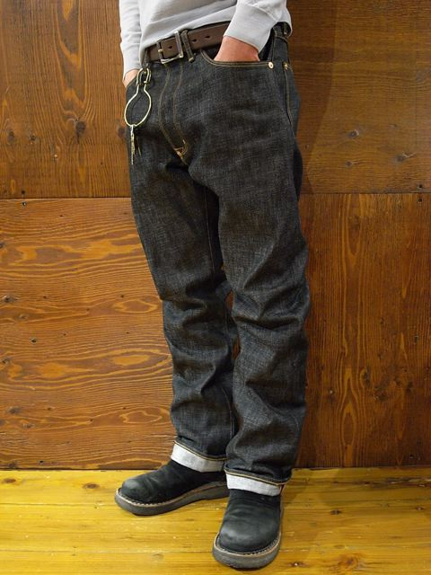 "PHIGVEL DENIM PANTS "" MOBSMAN \""_f0020773_21242052.jpg"