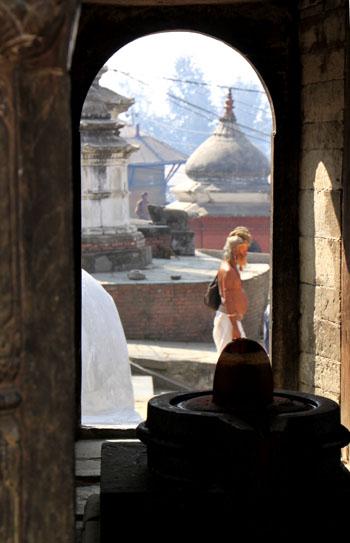 ネパールを歩く 17 パシュパティナート_e0048413_21251860.jpg
