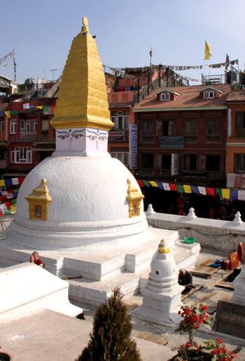 ネパールを歩く 18 ボナダート_e0048413_22101464.jpg