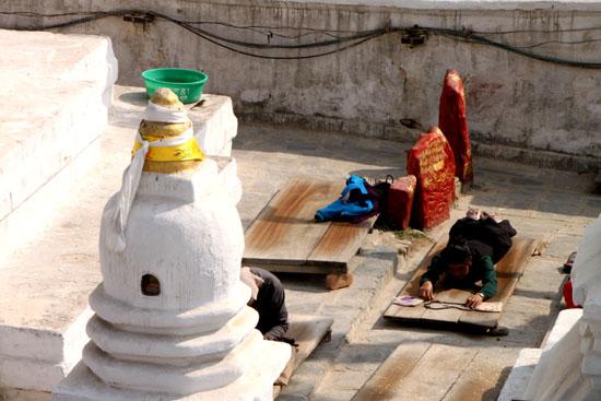 ネパールを歩く 18 ボナダート_e0048413_22103488.jpg