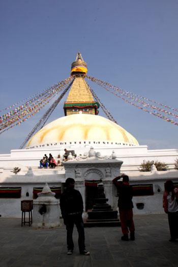 ネパールを歩く 18 ボナダート_e0048413_2292419.jpg