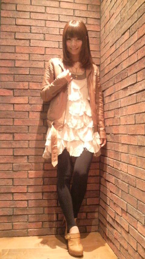 今日のレッグファッション♪_a0146017_21255376.jpg