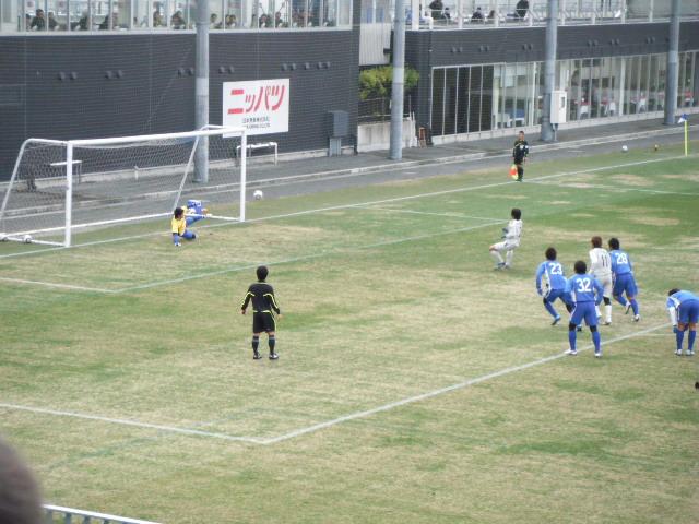 練習試合 vs水戸(4-1)_c0026718_15111268.jpg