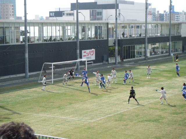 練習試合 vs水戸(4-1)_c0026718_1511129.jpg