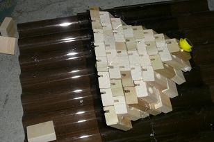 2月の造形クラブねっこ 磁石と木片創作_c0217044_2246192.jpg
