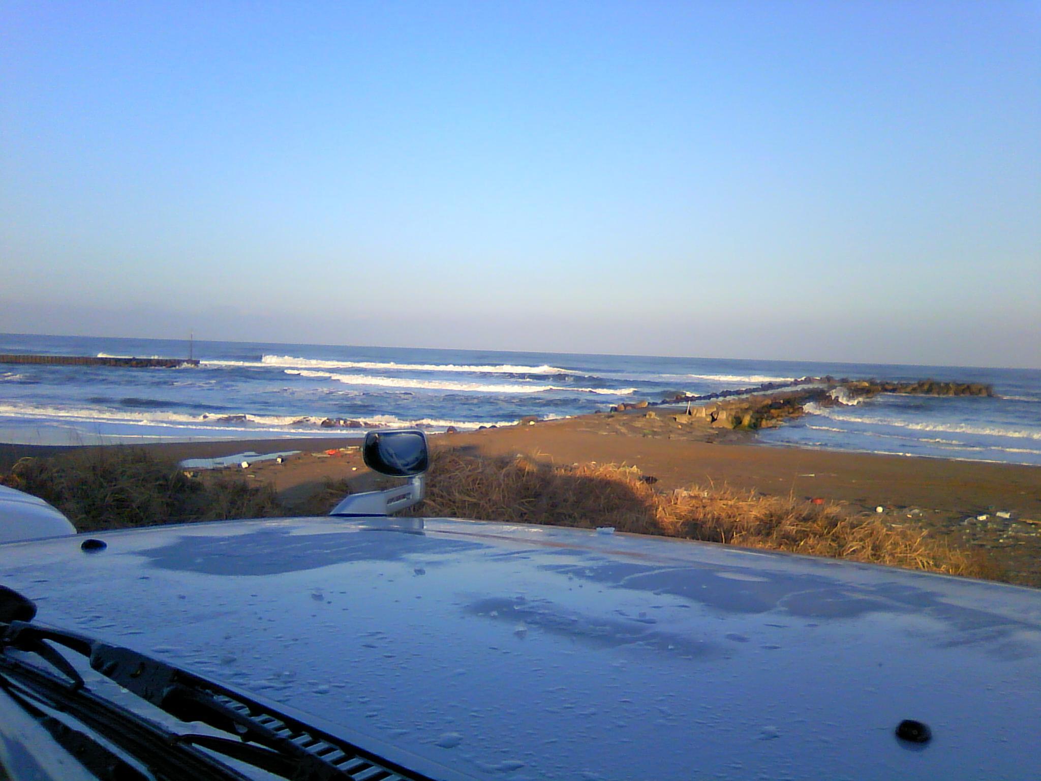 海2月21日(日)_b0112351_7365348.jpg