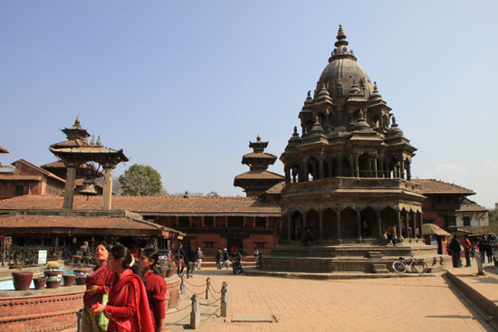 ネパールを歩く 19 パタン_e0048413_20383740.jpg