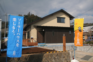 OMソーラー 「里山の家」完成見学会レポート_d0096520_2050068.jpg