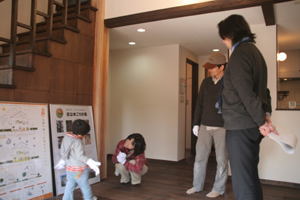 OMソーラー 「里山の家」完成見学会レポート_d0096520_2052884.jpg