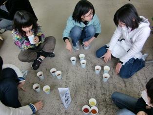 燕市立吉田南小学校にて4年生を対象にワークショップを行いました_c0167632_1115232.jpg
