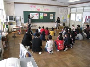 新発田市立東豊小学校にて3ワークショップを実施しました。_c0167632_11252922.jpg