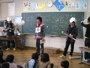 新発田市立東豊小学校にて3ワークショップを実施しました。_c0167632_11321465.jpg