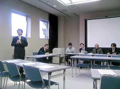 /// 「新温泉町ジオパークネットワーク」(ジオネット)の設立総会がが開かれました ///_f0112434_074327.jpg
