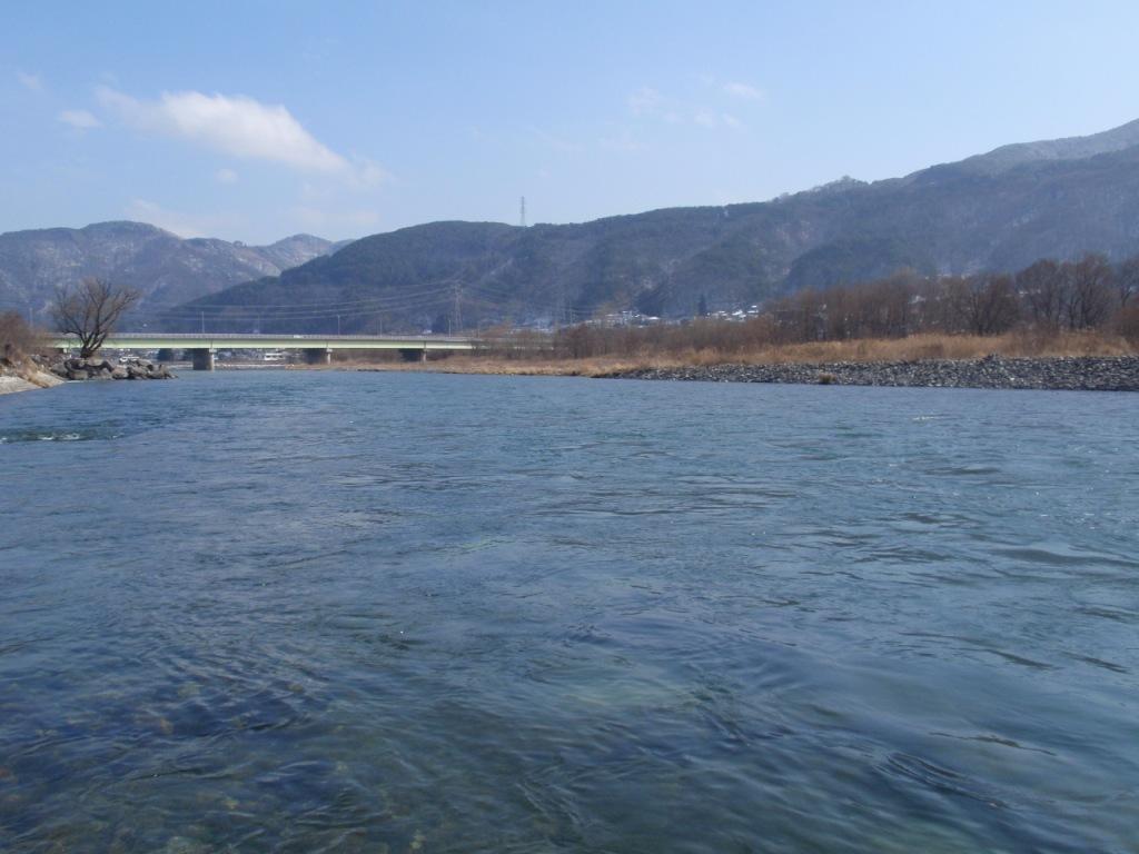 ・長野県犀川釣行 _a0165135_13243214.jpg