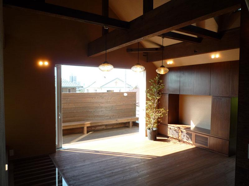 オープンハウス@甲府の家_c0131878_1843174.jpg