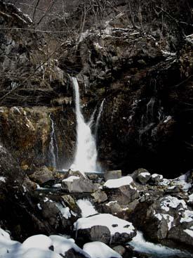 日光の滝巡り その1 裏見の滝_e0165983_11483259.jpg