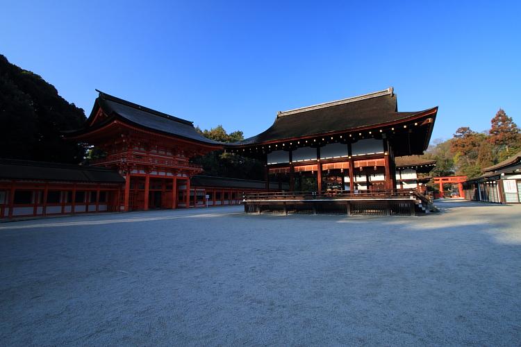 下鴨神社(賀茂御祖神社)_e0051888_2243680.jpg