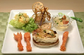 NHKで紹介したお料理です♪_b0171098_11485545.jpg