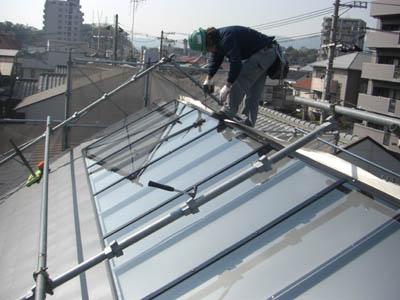 集熱ガラス工事_b0131012_1911282.jpg