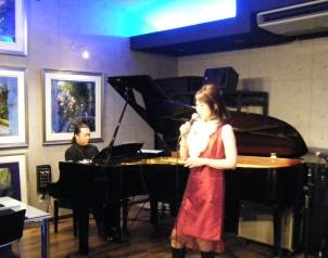Duo at Jazz工房Nishimura♪2010.2.19_c0139321_134564.jpg