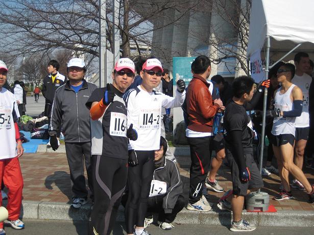 2/21 大阪フルリレーマラソンに参加してきました_e0108337_8162379.jpg