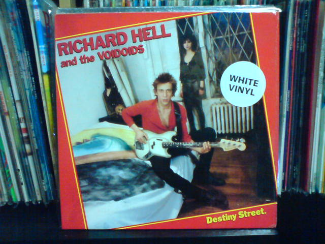 Destiny Street / Richard Hell and the Voidoids_c0104445_2327278.jpg