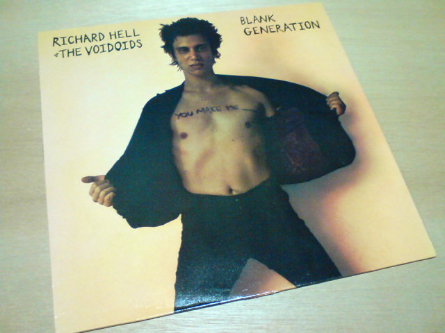Destiny Street / Richard Hell and the Voidoids_c0104445_23274762.jpg
