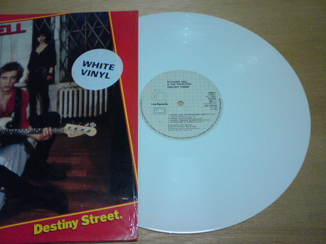 Destiny Street / Richard Hell and the Voidoids_c0104445_23291541.jpg
