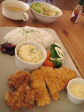 Cafe Ratta (桶川)_d0085448_19562845.jpg
