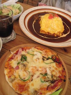 Cafe Ratta (桶川)_d0085448_19572318.jpg