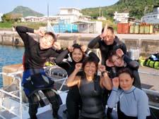 2月23日 ダイビング日和♪ _d0113459_21552027.jpg
