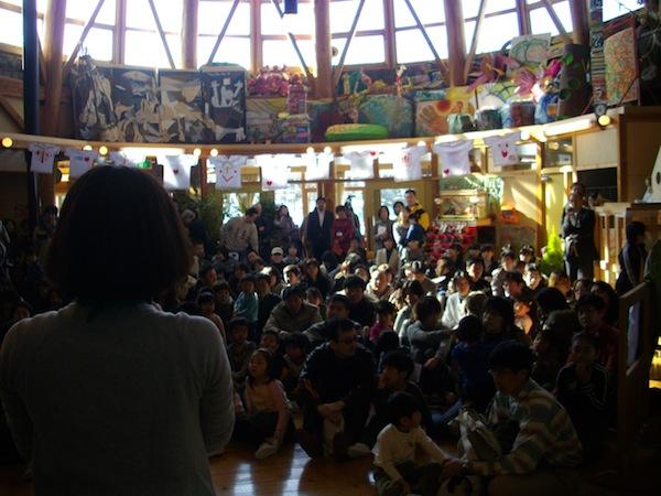 「愛が共鳴する幼稚園 」 (寄稿)山崎佳枝_b0068572_004959.jpg