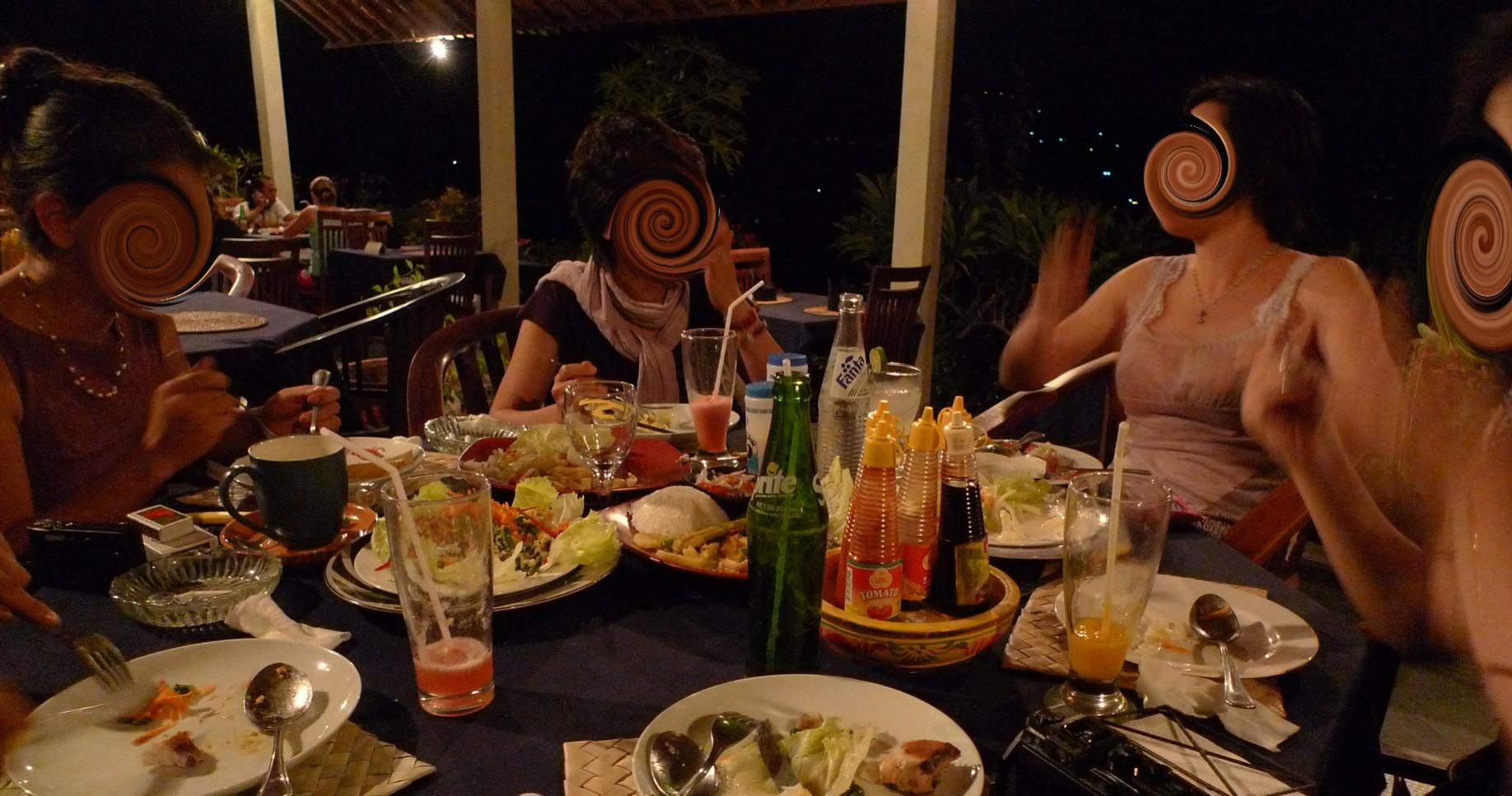 絶景レストランで見る夕景~Waeni\'s_e0142189_18571958.jpg