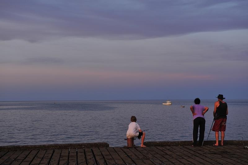カンガルー島  キングスコート3_f0050534_8213012.jpg