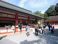 伏見稲荷にて~_c0217450_828083.jpg