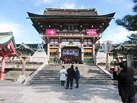 伏見稲荷にて~_c0217450_87412.jpg