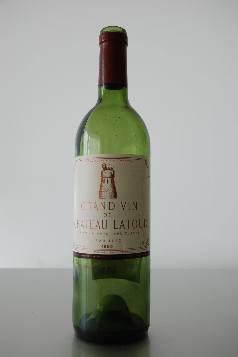 1983年の「CHATEAU LATOUR」、その芳醇な香りと味わいに感涙!_a0138976_21515031.jpg